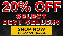 20% Off Select Top Sellers