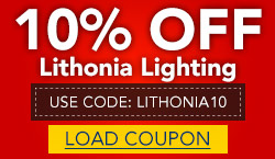10% Off Entire Stock Lithonia