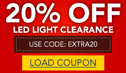 Extra 20% Off Clearance LED Bulbs