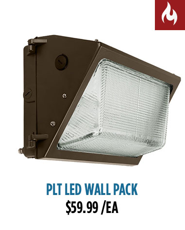 PLT Integrated LED Wall Packs