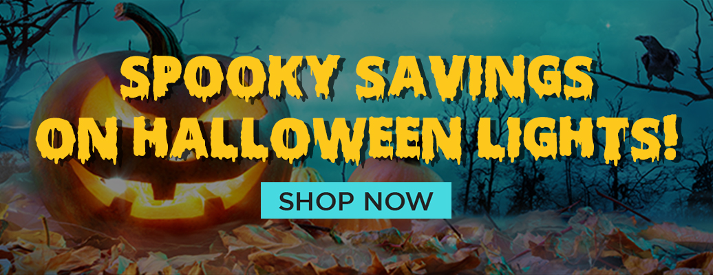 Spooky Savings on Halloween Lights