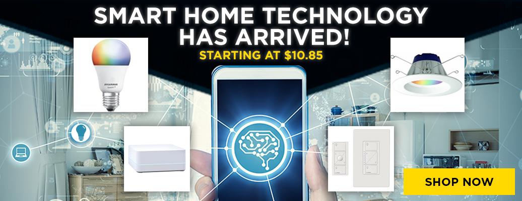 We Have Smart Lighting, Starting at $10.85