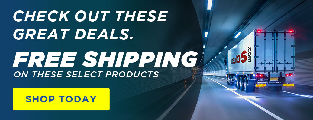 Free Shipping On The Select Products