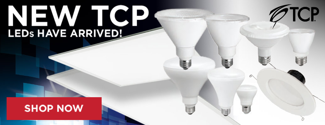 New TCP LEDs Have Arrived