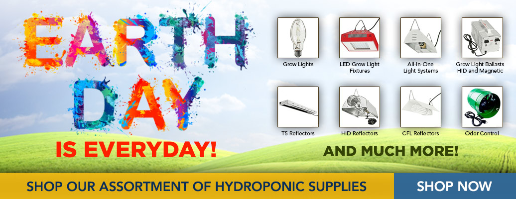 Shop our Hydroponic Supplies