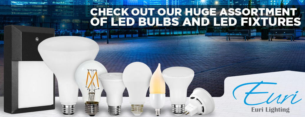 Euri LED Bulbs & Fixtures