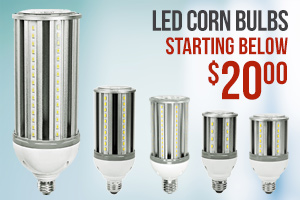 LED Corn Bulbs Image