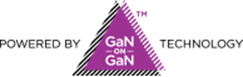 Powered by GaN on GaN Technology